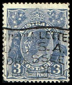 Blue Moon Philatelic Stamp Store - Australia 72 Stamp King George V Stamp AUS 72-1 USED, $4.95 (http://www.bmastamps2.com/stamps/australian-stamps/australia-72-stamp-king-george-v-stamp-aus-72-1-used/)