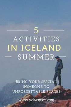 5 issues to do in Iceland in Summer season, for the extra discerning traveler  #iceland #summer