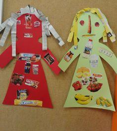 ΥΓΙΕΙΝΟΥΛΑ-ΑΝΘΥΓΙΕΙΝΟΥΛΑ 5nipkalam.blogspot.com Health Activities, Activities For Kids, Oreo, Healthy Food, Healthy Recipes, Kindergarten, Classroom, Nutrition, Blog