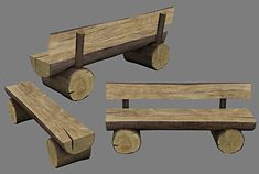 Log+Bench+Designs | Log Bench Designs