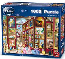 1000 PIECE JIGSAW PUZZLE - Disney Characters Art Gallery 05071