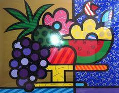 Comfortable Flannel Romero Britto Custom Zippered (Two Sides) Throw Pillow Case Pillowcase Pintura Graffiti, Graffiti Painting, Brazil Art, Tableau Design, Arte Country, Modern Pop Art, Throw Pillow Cases, Art Plastique, Art Lessons