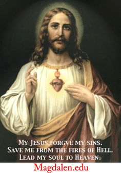 Litany of the Most Sacred Heart of Jesus