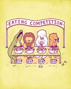 Eating Competition
