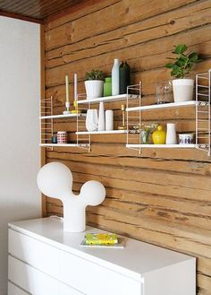 String Pocket shelves mounted | buy it in Domésticoshop.com