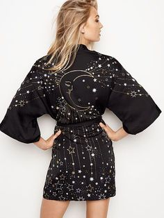 Celestial Kimono - Dream Angels - Victoria's Secret