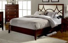 Homelegance Simpson Bed Price: $564.00
