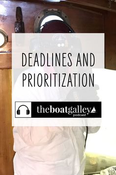 """When moving aboard doesn't mean the same thing as splashing the boat, the priority list gets tighter. We've got 2 main lists going these days, with some wiggle room in terms of the """"going cruising"""" list. Boat Restoration, Priorities List, Boat Projects, First Order, Meant To Be, Learning, Day, Boats, Room"""