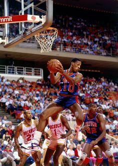 Uno de los jugadores más efectivos de la NBA no estuvo ni en primera ronda. Rodman ganó cinco anillos y fue elegido dos veces