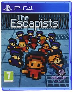 Shop for The Escapists Starting from Choose from the 10 best options & compare live & historic video game prices. The Escapists, Prison Life, Game Prices, Escape Plan, Your Freedom, Ps4 Games, Video Games, How To Plan, Opportunity
