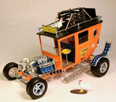 Tijuana Taxi Model Truck Kits, Model Kits, Lowrider Model Cars, 1957 Chevy Bel Air, Cars Coloring Pages, Plastic Model Cars, Drag Cars, Vintage Models, Old Toys