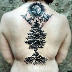 LustAndConsume – Les tatouages mystiques et ésotériques de Phil Tworavens (image)