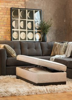 Space Saving Ways To Add Storage To Your Living And Family Room