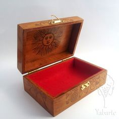 Porta Baralho - Caixa para Tarot O Mago