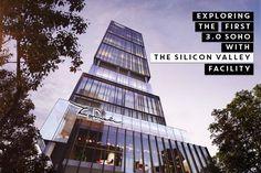 Triniti bangun Silicon Valley ala Indonesia di Alam Sutera Tangerang Banten.    #siliconvalley #perkantoran