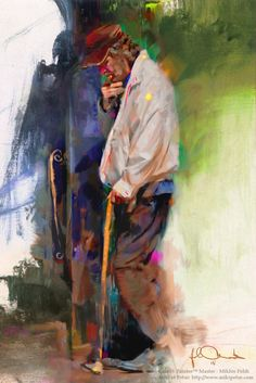 Miki Petur: Fine Art Digital Paintings   2013 Project