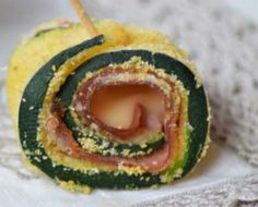 Involtini di zucchine | Honest Cooking Italia