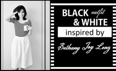 Bethany Joy Lenz has a great style! Here is my recreation of one of her outfits, hope you like it!