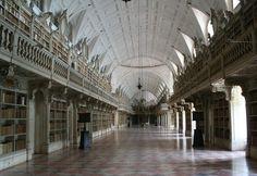 Biblioteca del Palacio de Mafra