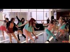 cherrybelle latihan dance