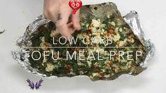 Easy vegan tofu foil pack low carb recipe - YouTube Easy vegan tofu foil pack low carb recipe. Vegetarian Keto foil pack recipe<br> Low Carb Vegetarian Recipes, Keto Food List, Tofu Recipes, Low Carb Recipes, Whole Food Recipes, Cooking Recipes, Vegetable Recipes, Vegan Vegetarian, Foil Pack Meals