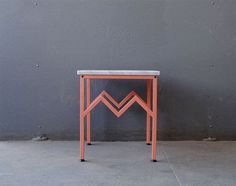 Brooklyn Designs 2014 on Design*Sponge (Table by Saw Home)