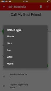 Remind Me!- gambar mini tangkapan layar
