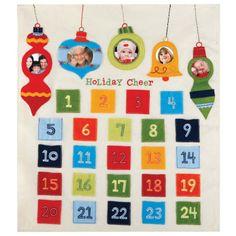 Photo Advent Calendar - Jill McDonald - Shop By Brand