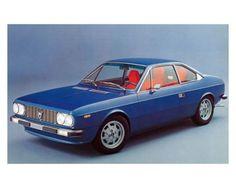 Lancia Beta Coupé - 1973