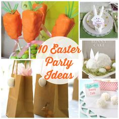 10 Easter Party Idea