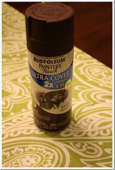 Espresso Spray Paint For Furniture