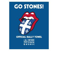 The Rolling Stones - ZIP Code Tour - Quebec - Canada