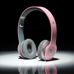 Pink beats headphones by dr.dre I have always wanted a pair for when I go on the plane or on a long car trip.