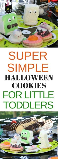 Monster Halloween Treats for Kids Views From a Step Stool  The - halloween treat ideas for toddlers