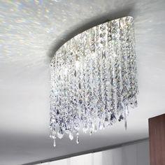 Pretty chandelier!