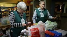 Reality Check: Are there a million food bank users?