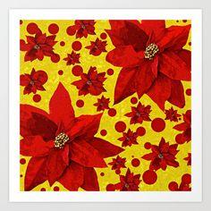 Poinsettia  saundramylesart