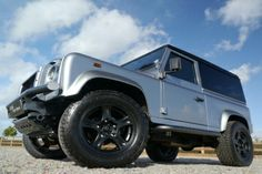 Land Rover Defender 90 2.2 TDci XS Hard Top - Land Rover Defender Icon