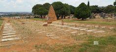Heidelberg Gauteng Camp cemetery - mostly children graves