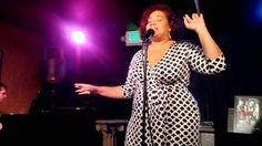 "Khadijah Moon sings ""Smooth"""
