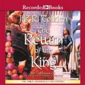 The Return of the King is the towering climax to J. R. R. Tolkien's trilogy that tells the saga of the hobbits of Middle-earth and the great War of the Rings. In this concluding volume, Frodo and Sam make a terrible journey to the heart of the Land of the Shadow in a final reckoning with the power of Sauron. In addition to narrating the prose passages, Rob Inglis sings the trilogy's songs and poems a capella, using melodies composed by Inglis and Claudia Howard, the Recorded Books studio…
