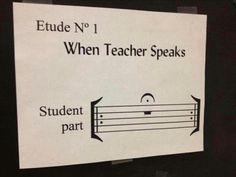A little music humor