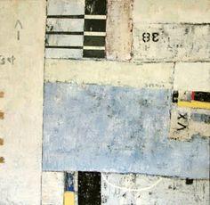 Mixed Media Painting, Mixed Media Art, Mix Media, Alan Bates, Collage Art, Collages, Encaustic Art, Mail Art, Texture