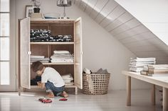 Gravity Home: IKEA Stockholm 2017 Linen cupboard