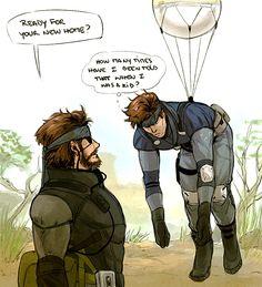 Snake goes back in time. Cry Anime, Anime Art, Snake Metal Gear, Metal Gear Solid Series, Metal Meme, Metal Gear Rising, Videogames, Gear Art, Girls Anime
