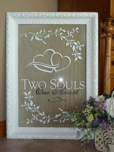 Wedding Gift Ideas Using Cricut : great idea using cricut & vinyl to make for wedding gifts media-cache7 ...
