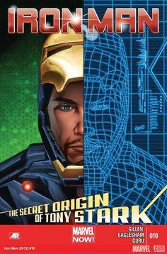 Comic Book Review: Iron Man #10
