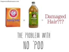 The no 'poo method may be natural, but it actually damages hair. Here's why, plus a better DIY hair care alternative.