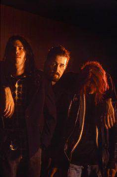 Nirvana / 1991  #NIRVANA [Kurt Cobain, Krist Novoselic, Dave Grohl]