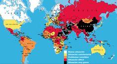 Costa Rica es el país más respetuoso de la libertad prensa en América Latina, según el informe de la Clasificación Mundial de la Libertad de Prensa publicado hoy por la organización Reporteros sin Fronteras (RSF).
